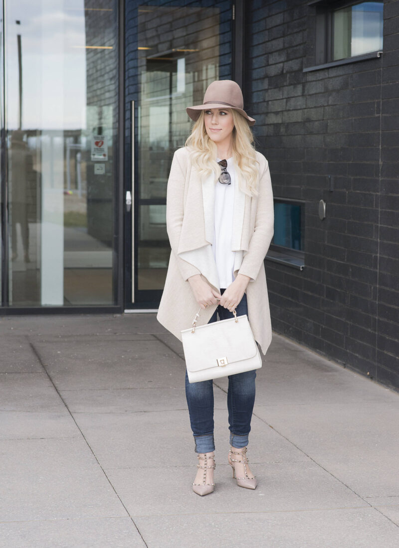 Cozy Neutrals for (Not Quite) Spring