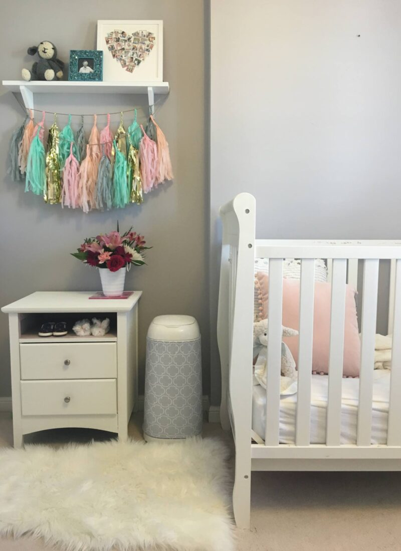 Home Decor With Diaper Genie Expressions
