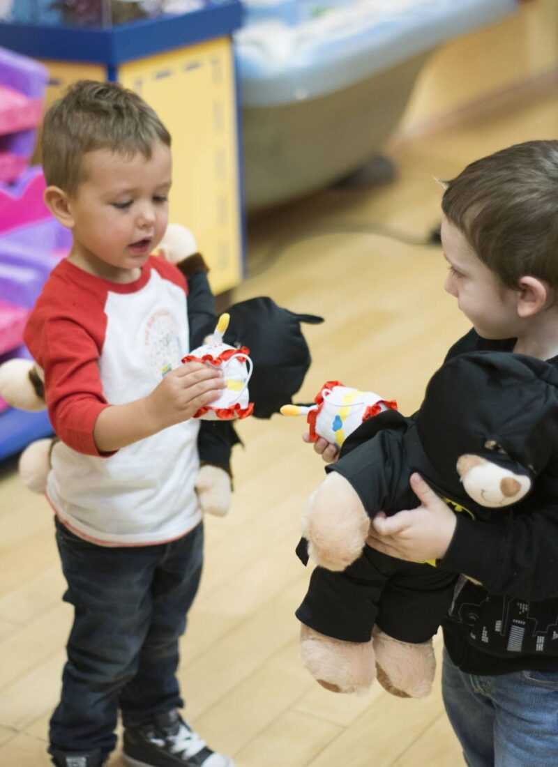 Build A Bear Birthdays At The Oshawa Centre