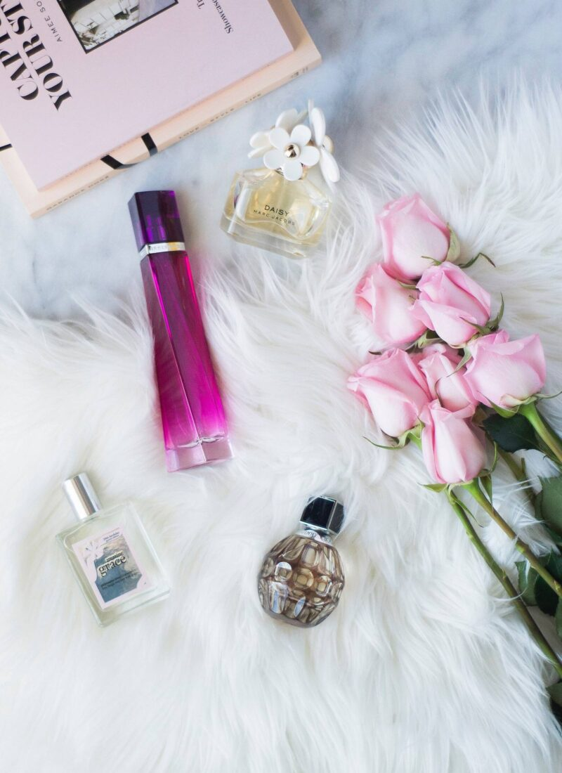The Top 4 Fragrances I Can't Live Without