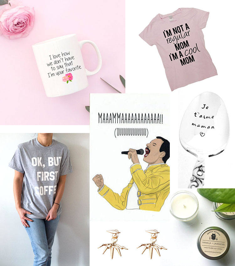 Unique Mothers Day Gift Ideas From Etsy