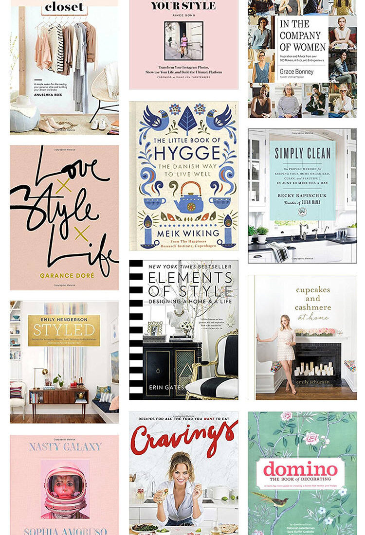 Best Affordable And Stylish Coffee Table Books (And a HUGE Announcement!!)