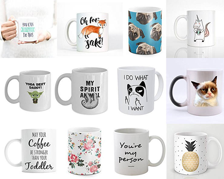 The 12 Cutest Coffee Mugs To Add To Your Collection