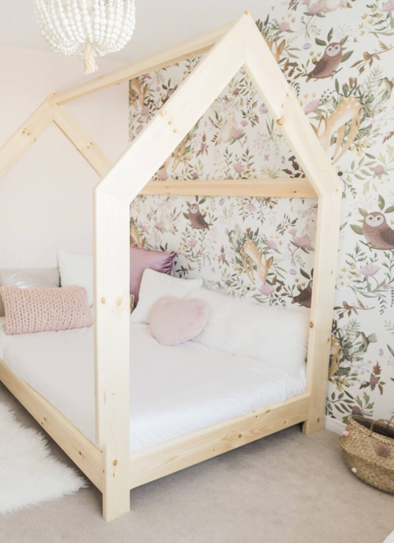 Toddler Bedroom On A Budget