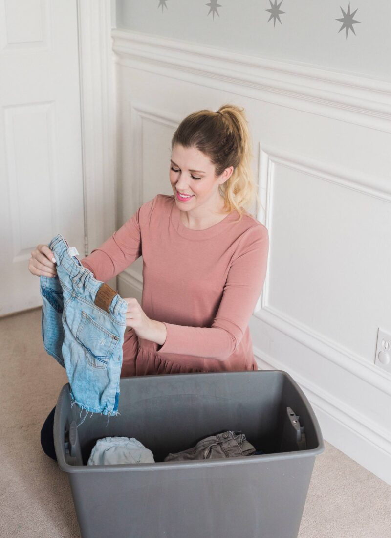 5 Tips For Organizing And Purging Your Home