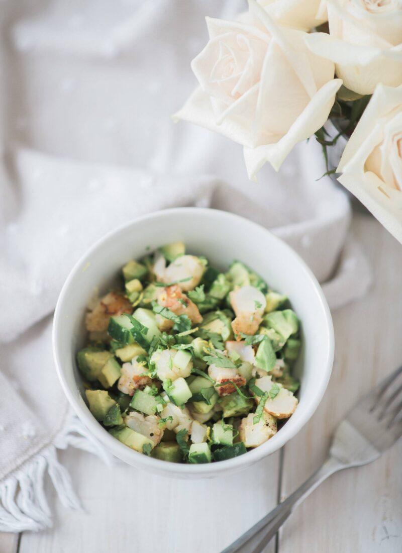 Clean Eating Lobster Salad Recipe