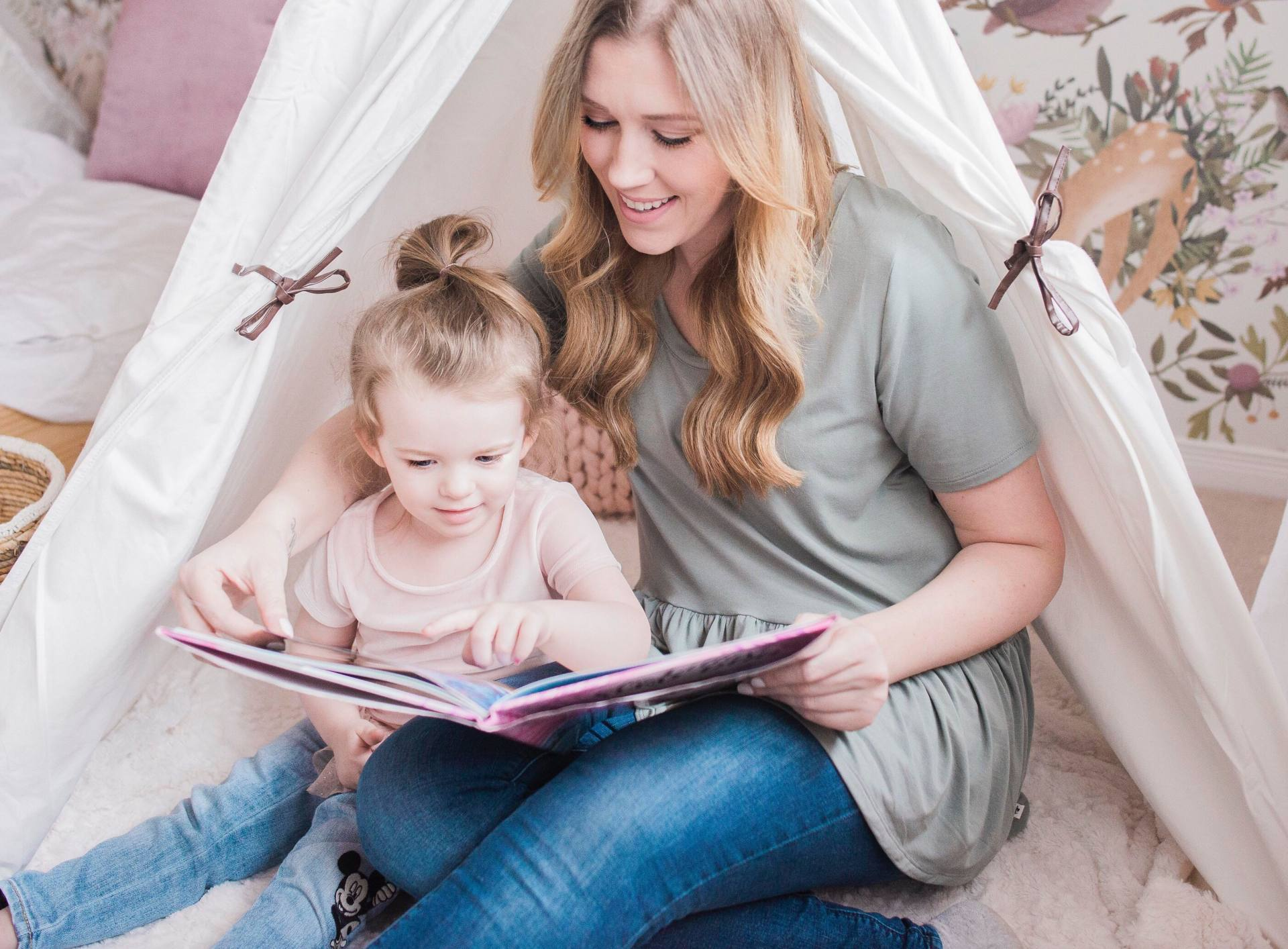 The Importance Of Reading With Your Kids And Special Offer From Playtex Baby ™