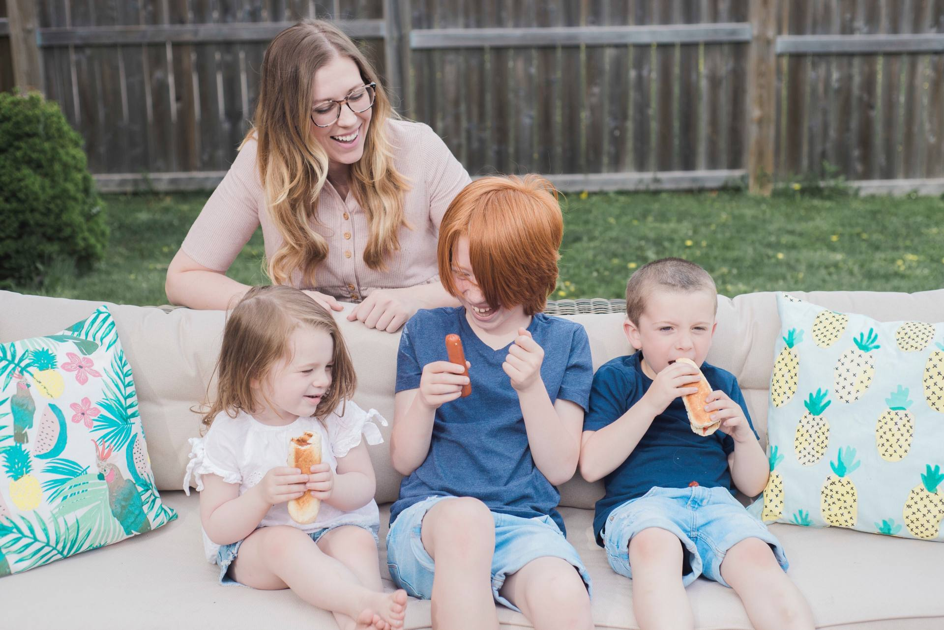 Real Food Parents Can Feel Good About Feeding Their Kids @mapleleaffoods