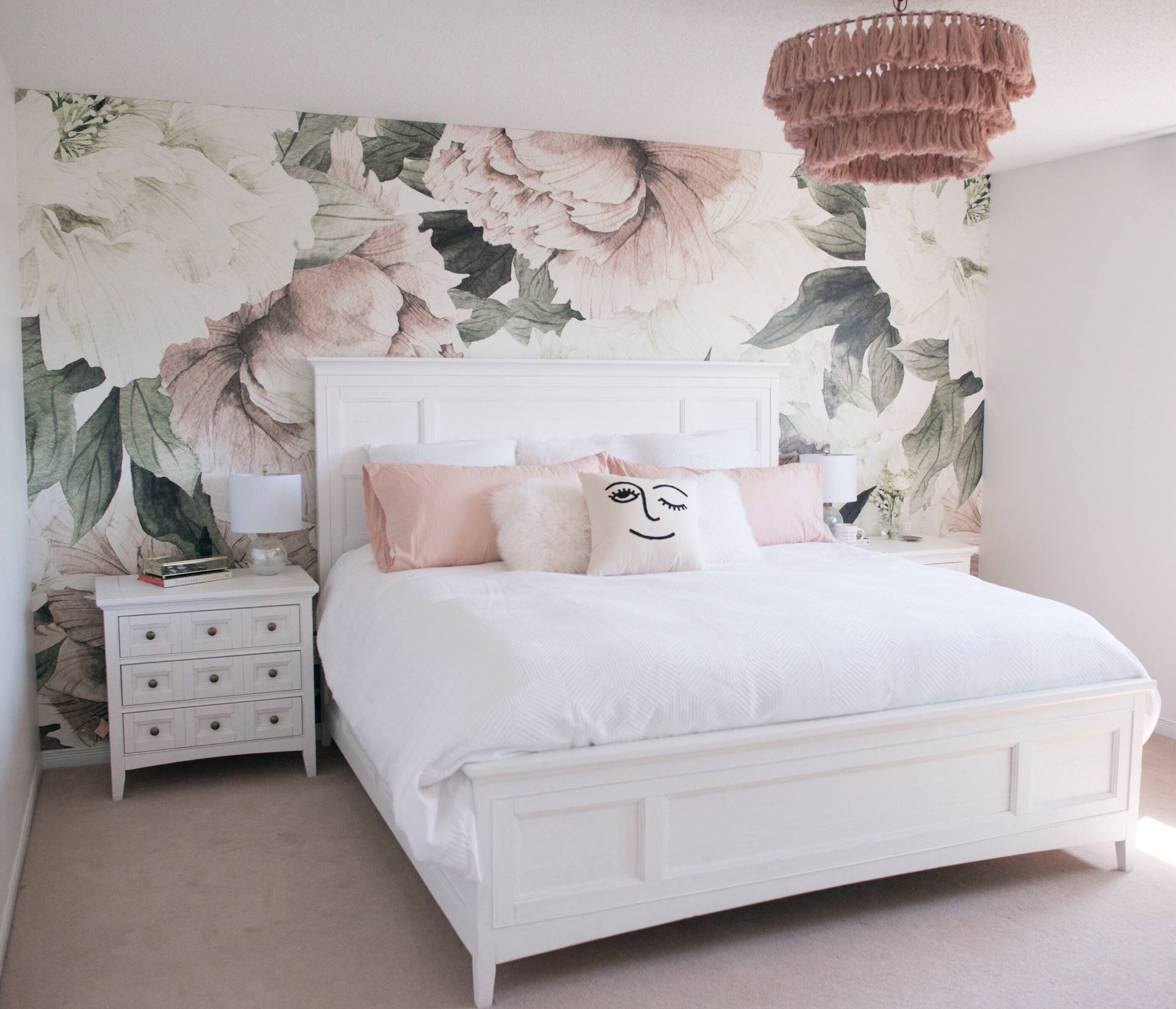 Our Master Bedroom Reveal With Urban Barn