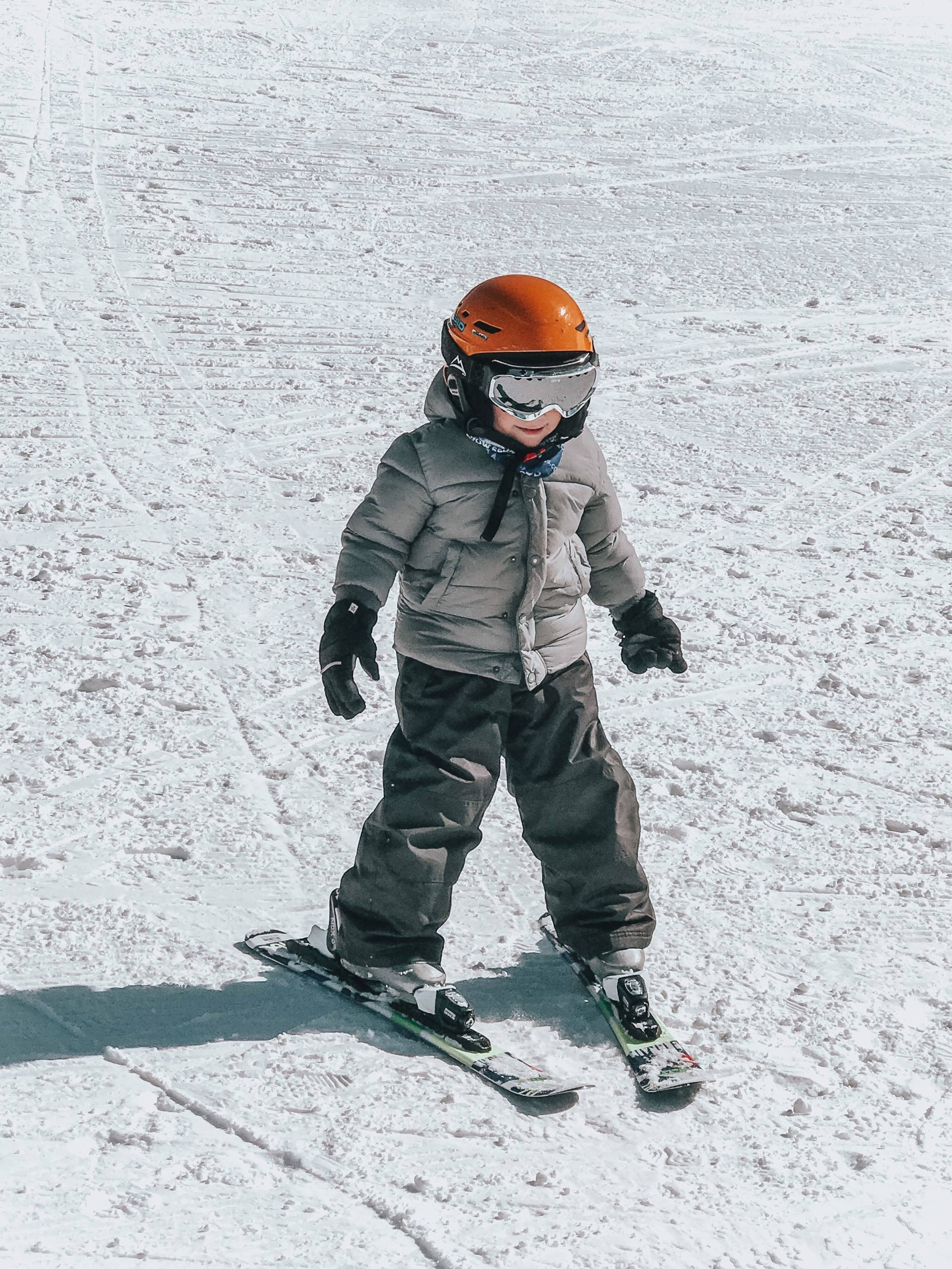 Our First Family Ski Trip – Smugglers' Notch