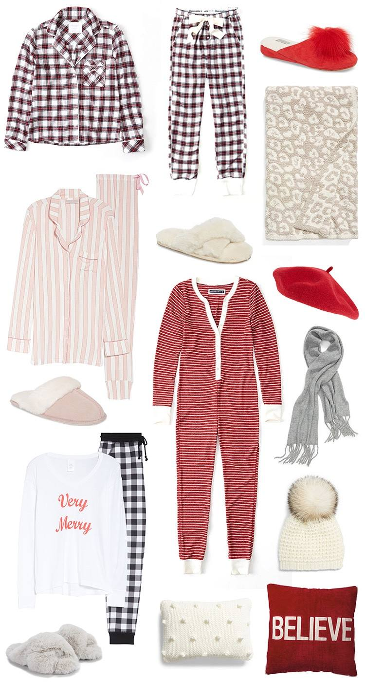 Cozy Holiday Pyjama And Loungewear Gift Guide
