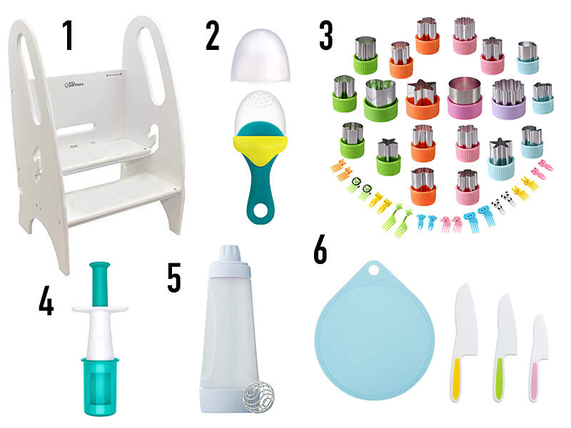 Awesome Amazon Kitchen Products For Kids