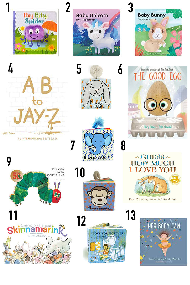 Our Favourite Books For Babies And Toddlers